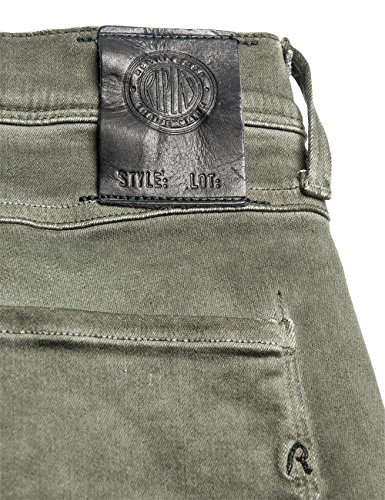 Anbass military Replay Da Verde Jeans Green 677 Uomo pUqUBw