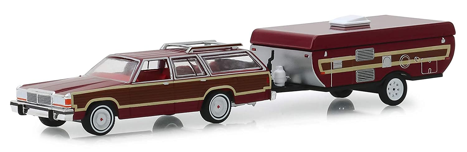 Greenlight 1/64 Hitch & Tow Series 16-1981 Ford LTD Country Squire