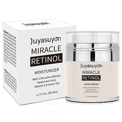 Crema Hidratante Facial,Leegoal(TM) 50ml Crema Facial Antiarrugas con Vitamina A,