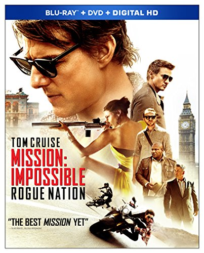Mission: Impossible - Rogue Nation [Blu-ray]