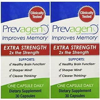 Amazon.com: Prevagen Improves Memory - Extra Strength ...