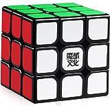 Moyu Aolong V2 3X3 Speed Cube Enhanced Edition Smooth Magic Cube (Black)