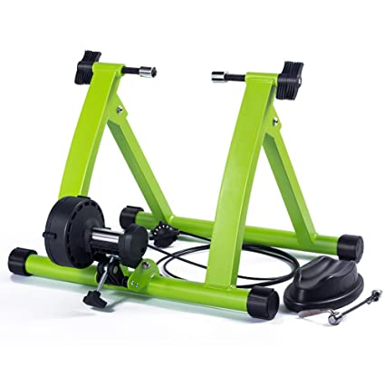 eee04f776c72f Amazon.com : DS Bike Trainer Stand 6 Levels Magnetic Resistances for ...