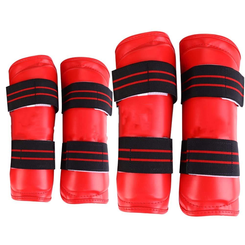 MagiDeal Protector Unisex El/ástico de Pecho Karate Taekwondo Arte Marcial Muay Thai Escudo Seguridad