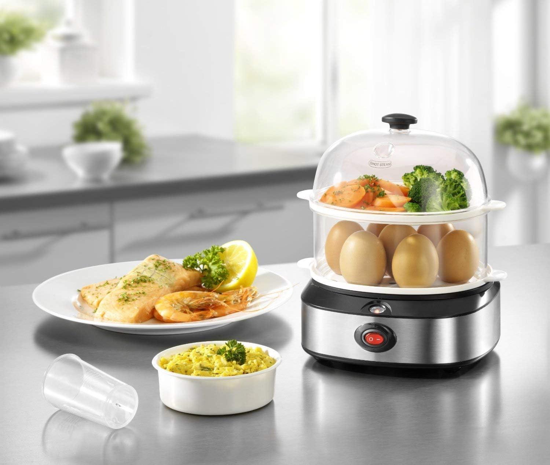 Multicook Pro Cocina, Multiuso 4 litros 8 programas automáticos, cocina de arroz: Amazon.es: Hogar