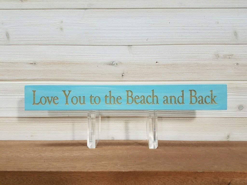 Its 5 OClock Somewhere Wall Plaque Laser Engraved Personalized Custom Beach Sign 162 by SignsByAllSeasons