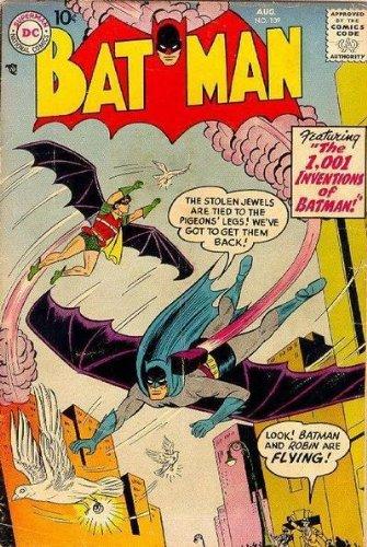 Batman #109