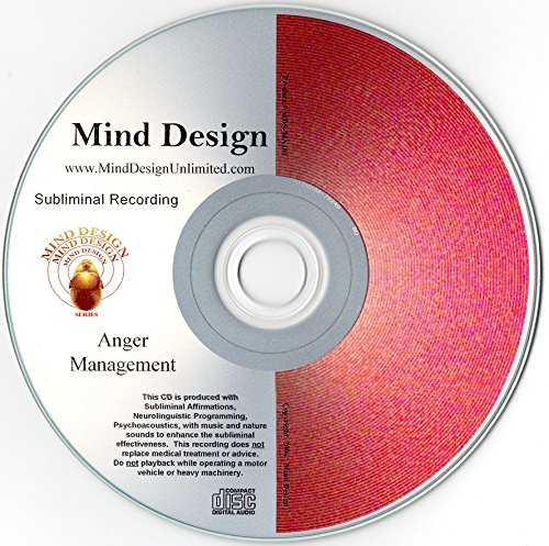 Control Anger Subliminal CD - Control Your Anger or Temper in an All Natural Way!!