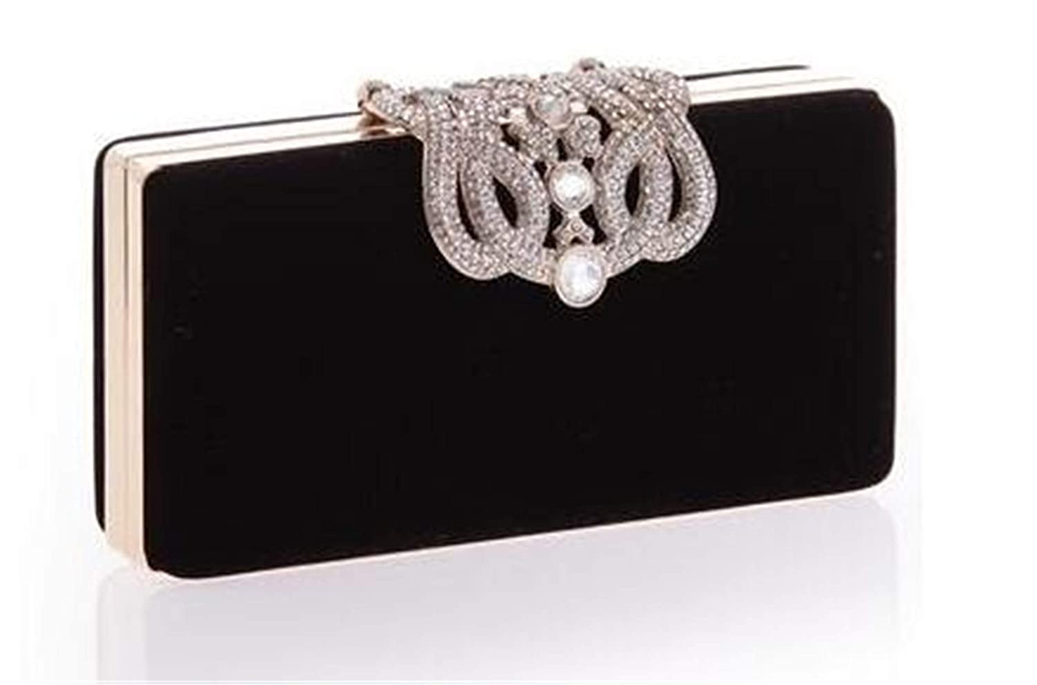 Chain Shoulder Women Evening Bags Velvet Small Clutch Wedding Party Dinner Fashion Evening Bags Mixed Candy Color Bag