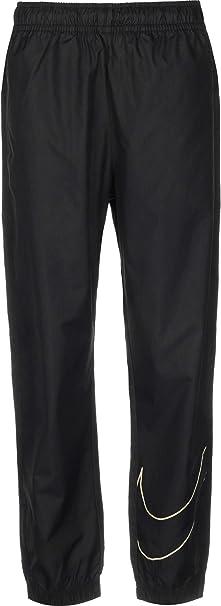 Tranquilizar Literatura difícil  Nike SB Track Pant - Pantalón de chándal para hombre Negro/blanco/Fossil L:  Amazon.es: Ropa y accesorios