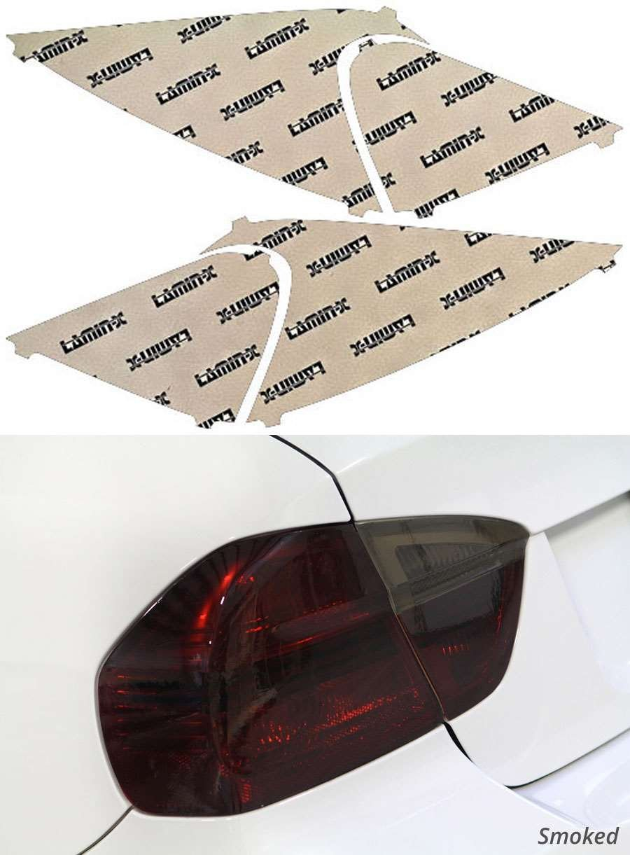 Lamin-x N321S Tail Light Cover