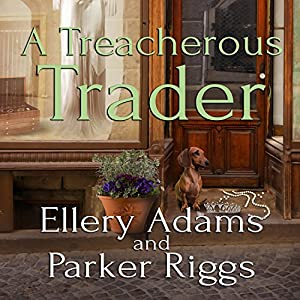 A Treacherous Trader Audiobook