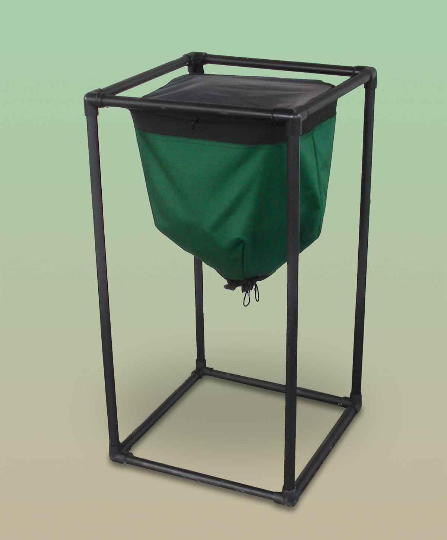 Descubre Flujo de Aire. de compostaje mejor Worm (Verde) - Compostador en el mundo. Más sencilla forma de crear lumbricultura.
