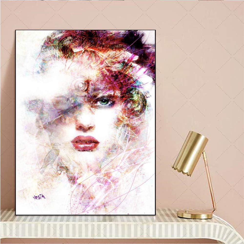 adgkitb canvas Pinturas de Pared para Cuadros de Pared Pintura ...