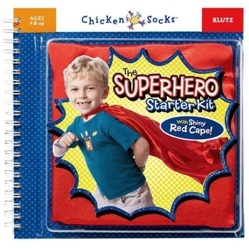 klutz superhero starter kit - 4