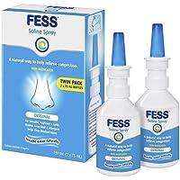 FESS Nasal Spray Twin Pack 2 X 75 ml