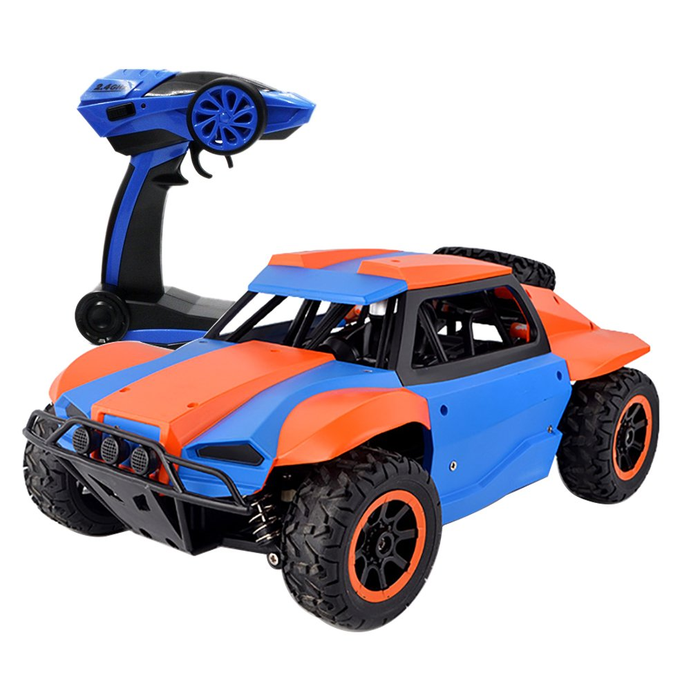 KINGBOT RC Car CSFLY 2.4GHz 1:18 High Speed Remote Control Cars Wireless Electric Racing Truck