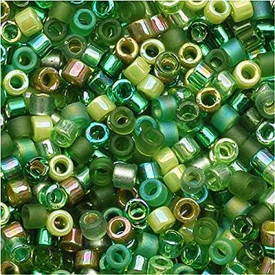 Miyuki delicas 11//0 glass seed beads 7.2 g