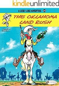Lucky Luke - Volume 20 - The Oklahoma Land Rush