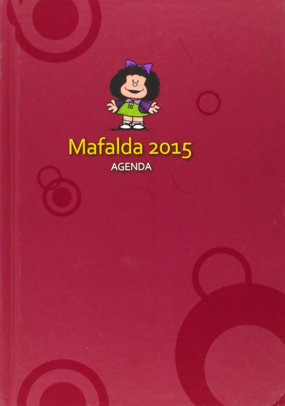 Agenda Mafalda 2015: Amazon.es: Vv.Aa.: Libros