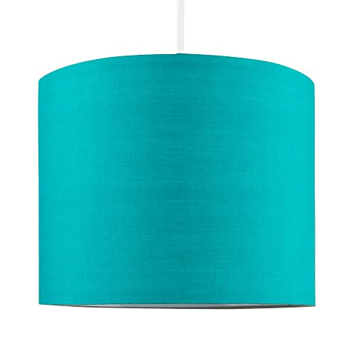Ceiling Light Teal: Teal Lamp Shades: Amazon.co.uk
