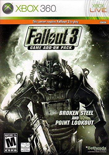 fallout 3 broken steel xbox 360 - 1