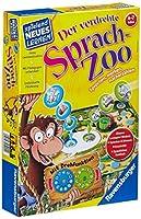 Ravensburger 25004 - Lernspiel, Der verdrehte Sprach-Zoo