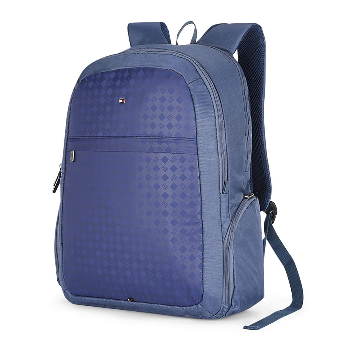1113e0d5fb4 Tommy Hilfiger Professional Series 21.6 Ltrs Navy Laptop Backpack  (TH/PRO08LOGO): Amazon.in: Bags, Wallets & Luggage