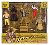 Indiana Jones Raiders of the Lost Ark Figure Set Playset Walt Disney World Exclusive