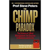 The Chimp Paradox by Steve Peters - Paperback