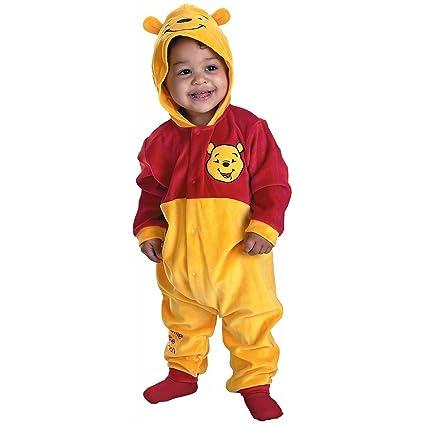 Amazon.com: Winnie the Pooh – Disfraz Baby 12 – 18: Baby