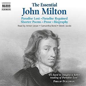 The Essential John Milton Audiobook