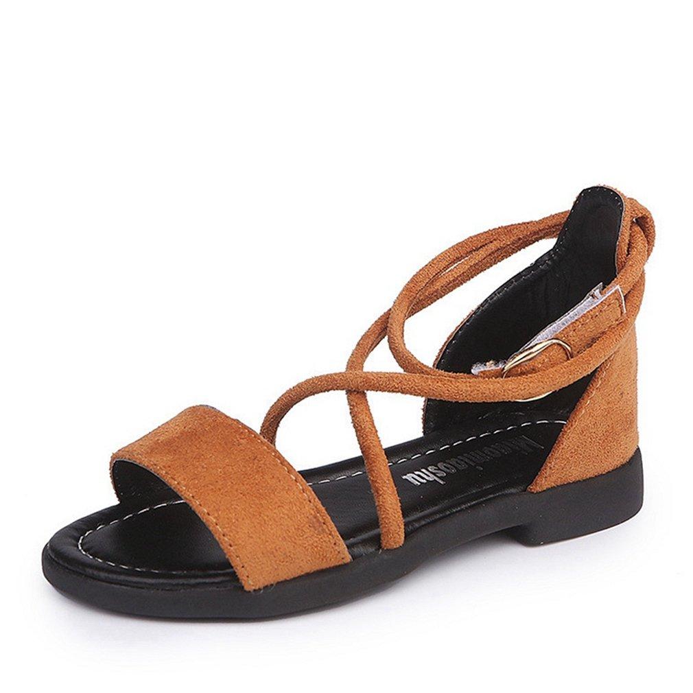 Girls Gladiator Ankle Strap Sandals (Toddler/Little Kid/Big Kid)