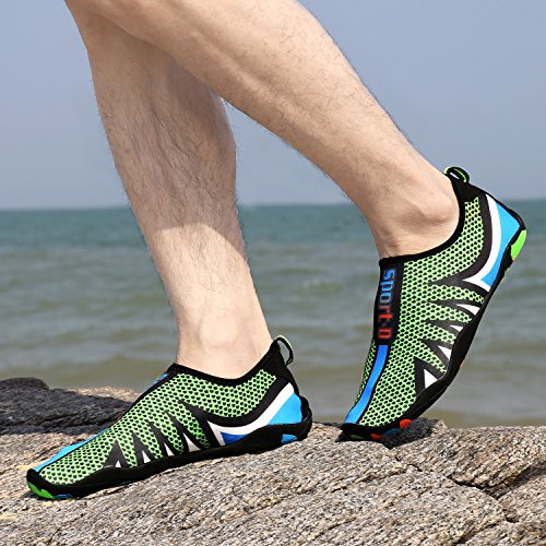 Muta Beach Guida Scarpe Park Aqua Swim C Yoga Lake Water barca Walking Shoes Shoes Swim Unisex Garden SHINIK Beach Surf in xn6qwzTC84