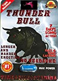 GENUINE SUPER CHARGED THUNDER BULL - RED LIPS LIMITED EDITION FOR A NIGHT YOU'LL NEVER FORGET AND WILL LEAVE YOUR PARTNER BEGGING FOR MORE PLUS LOVE POTION EXCLUSIVE PEN(TM)(48)