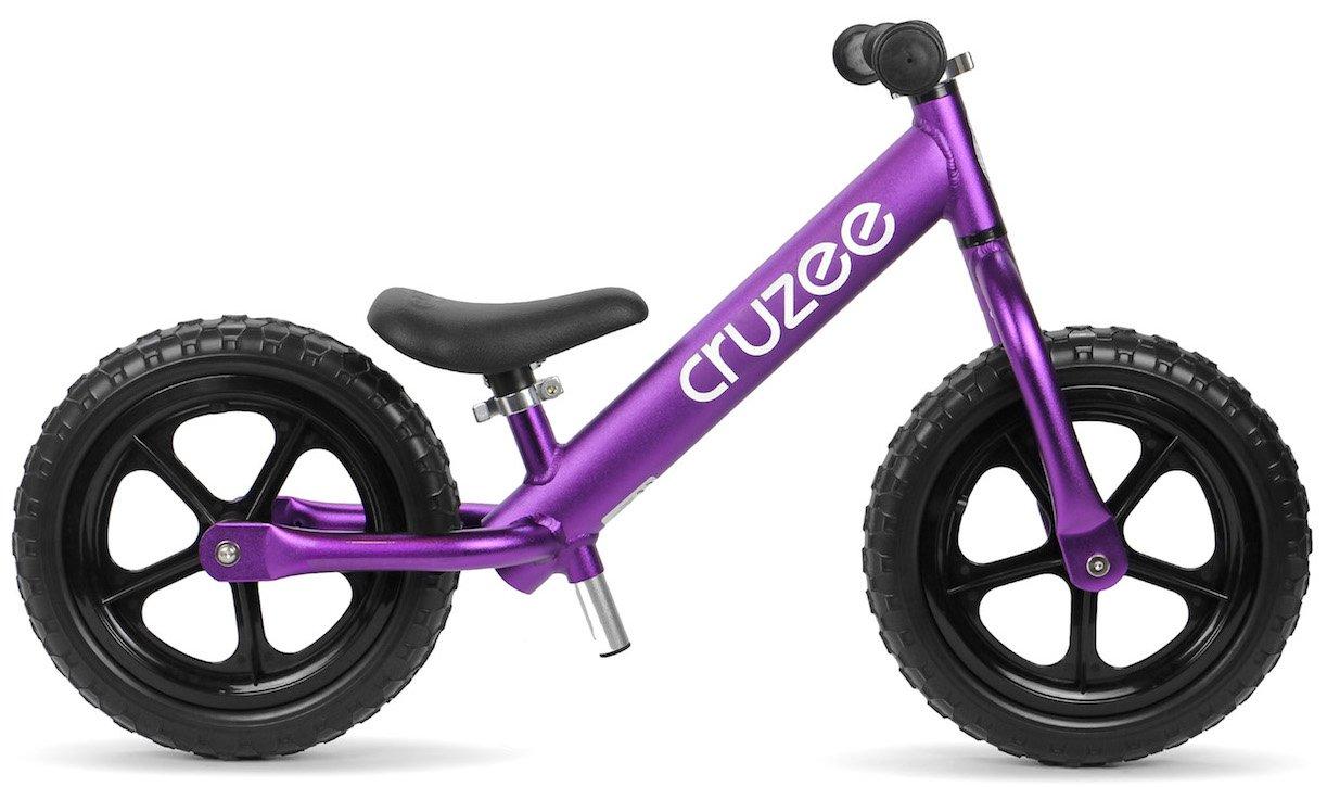 Cruzee 12 - Nueva 2018 - negro - Juego de ruedas para bicicleta ultraleight (1,9 kg) para niños de 1,5 a 5 años (morado): Amazon.es: Deportes y aire libre
