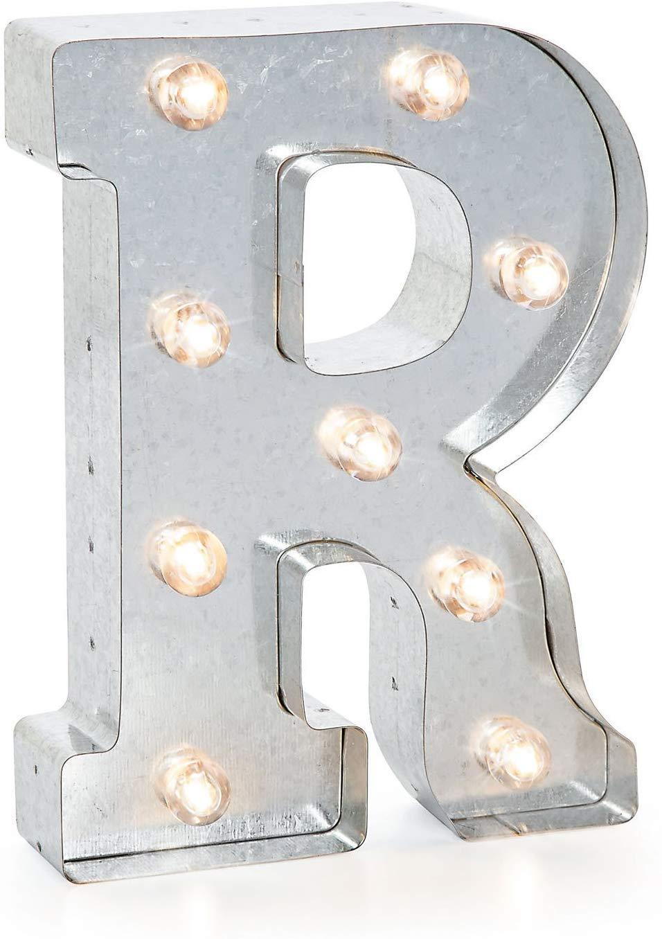 Darice 9.875 METL Marquee Silver R