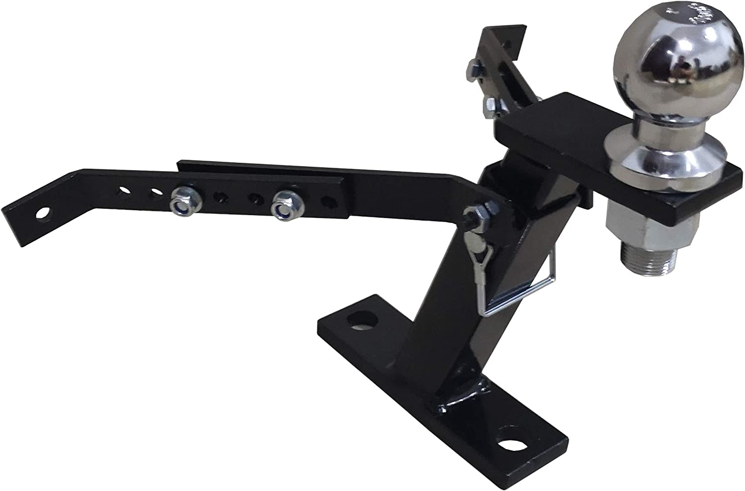 Yard Tuff YTF-LTHB Universal Trailer Hitch, Black