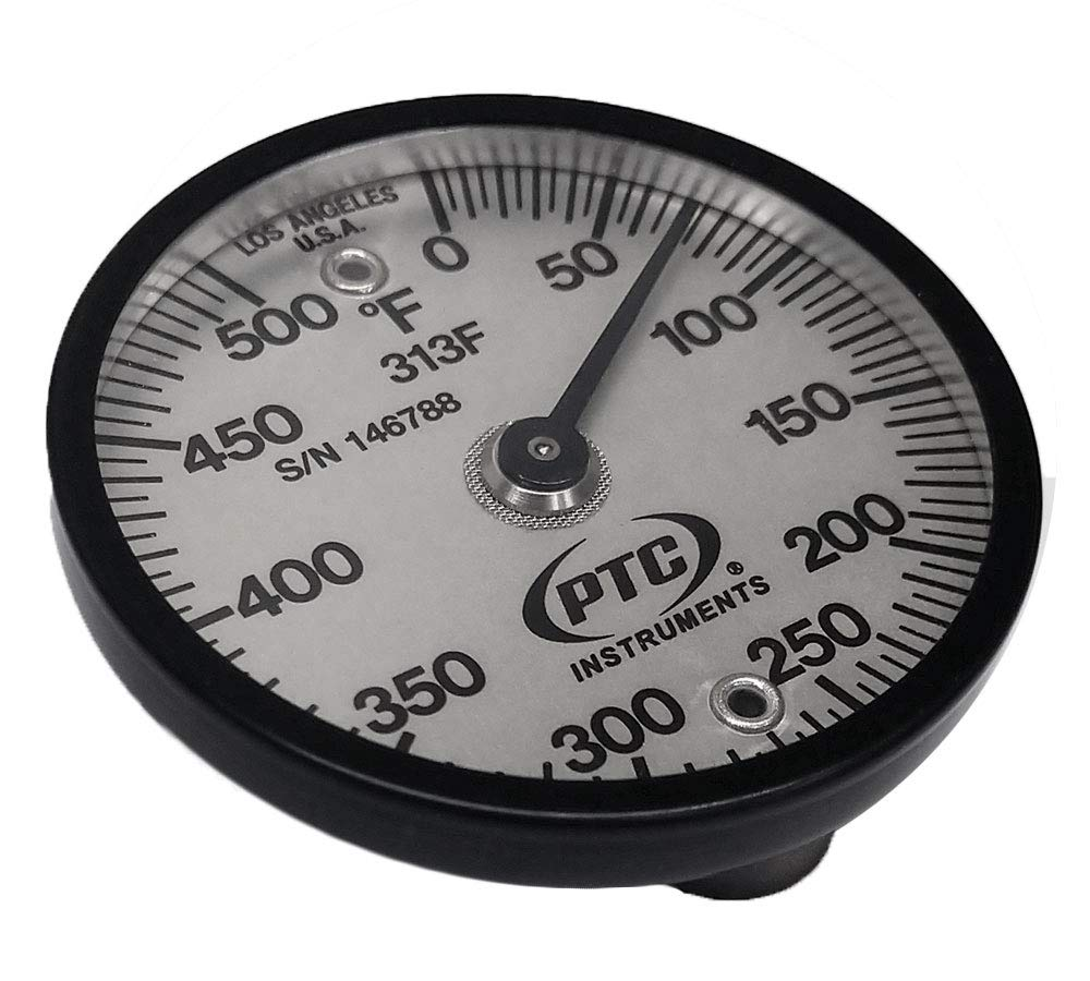 PTC 313F Surface Thermometer 0° to 500°F