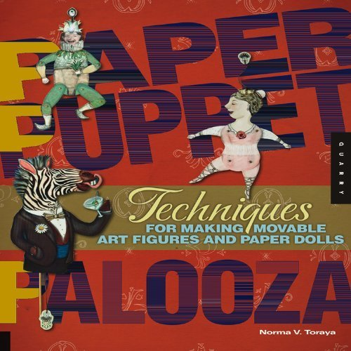 Paper Puppet Palooza by Toraya, Norma V. (2009) Paperback por Norma V. Toraya