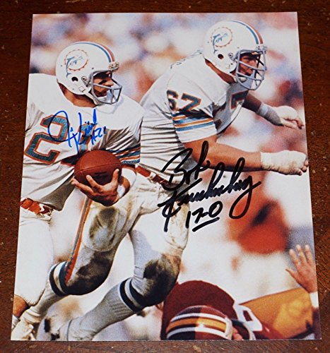 1972 Miami Dolphins 8x10 Photo - 7