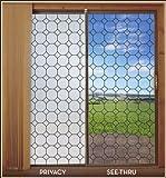 Wallpaper for Windows Tudor Leaded Glass 24 in x 86 in Privacy