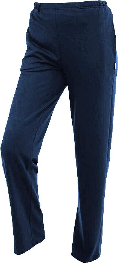 Pantajazz Pantalon taille haute droite pour femme et fille