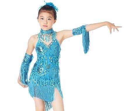 Disfraz de Danza Latina para niños Disfraz de Danza Latina Su LIU ...