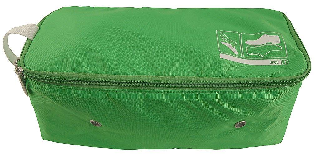 Flight 001 Spacepak Shoe Bag (Green)