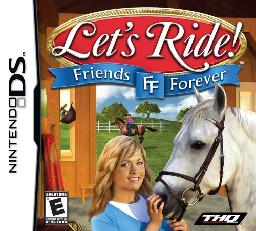 Lets Ride: Friends Forever - Nintendo DS - Nintendo Ds Ribbon
