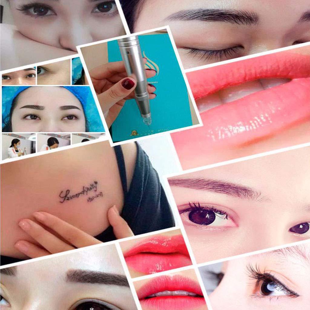 YTSQZ Máquina De La Ceja del Tatuaje del Tatuaje del Modelo De La ...