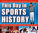img - for 2019 This Day in Sports History Boxed Daily Calendar: by Sellers Publishing, 6