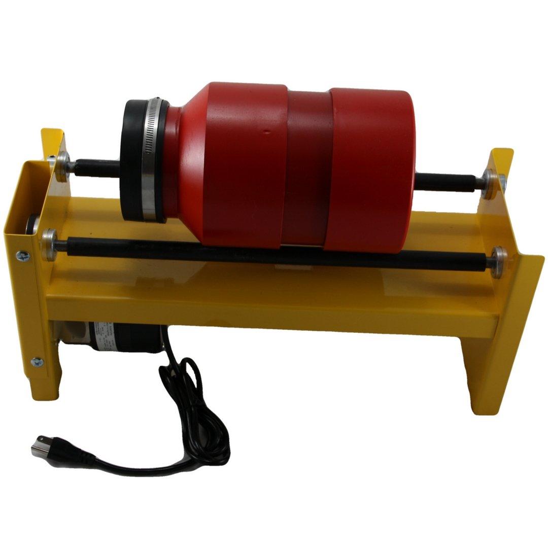 MJR Tumblers 15 lb Tumbler with Grit Kit by MJR Tumblers