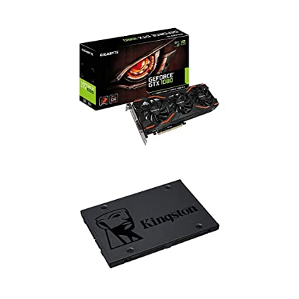 Gigabyte GV-N1080WF3OC-8GD - Tarjeta gráfica NVIDIA GeForce ...